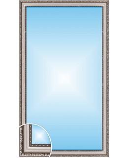Зеркало в багете В 3422-07 (130см х 70см)