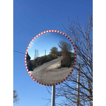 Сферическое дорожное зеркало CД 80