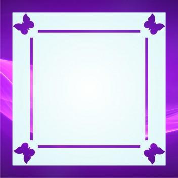 Акриловое зеркало Exclusive 08