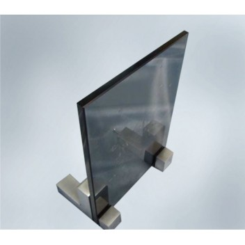 Тонированное стекло графит 8 мм  с прирезкой за м кв.