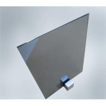 Зеркало тонированное графит 4 мм с прирезкой за м кв.