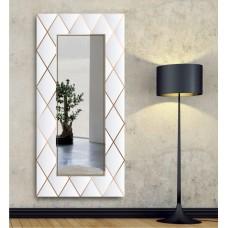 Зеркало с фотопечатью в прихожую (150 см х 75 см)