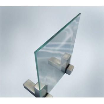Прозрачное стекло 5 мм с прирезкой за м кв.