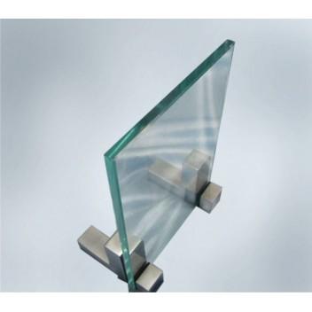 Прозрачное стекло 8 мм с прирезкой за м кв.