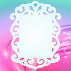 Акриловое зеркало Exclusive 07