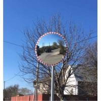 Сферическое дорожное зеркал...