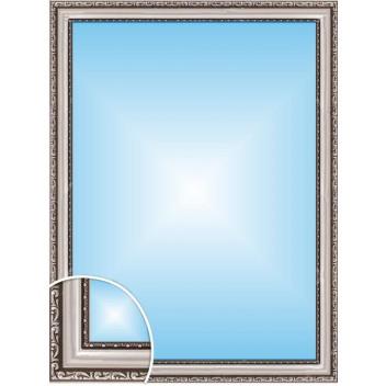 Зеркало в багете М 3422-07 (80см х 60см)