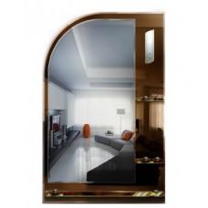 Зеркало тонированное  T 01 (90 см х 58 см)