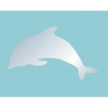 Акриловое зеркало Дельфин