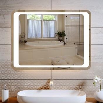 Зеркало с подсветкой ЛП 3  (60см х 80см)