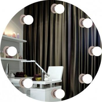 Зеркало для макияжа Ø 80 см