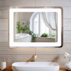 Зеркало с подсветкой ЛП 1 (60 см х 80 см)