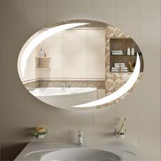 Зеркало с подсветкой ЛО 4 (65 см х 90 см)