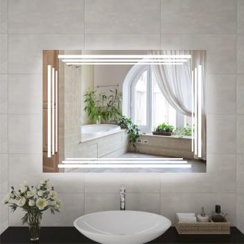 Зеркало с подсветкой ЛП 9 (60 см х 80 см)