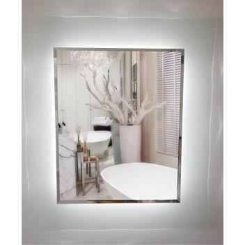 Зеркало с подсветкой White Wave (75 см х 65 см)