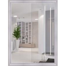 Зеркало в багете MF 4035 A-284 K (80 см х 60 см)