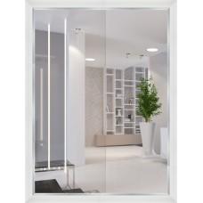 Зеркало в багете MF 4427-64 S (80 см х 60 см)