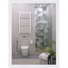 Зеркало в багете MF 4517B-64SW (80 см х 60 см)