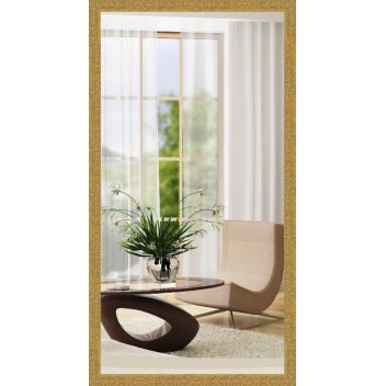 Зеркало в багете В SA 4312A-090-6 (130 см х 70 см)