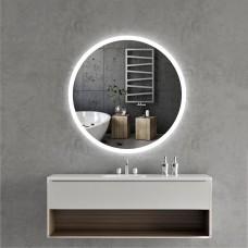 Зеркало с подсветкой LOFT 2 (80 см х 80 см)