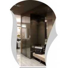 Зеркало фигурное  MO 23 (80 см х 58 см)