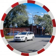 Дорожные сферические зеркала безопасности