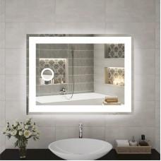 Зеркало P 1 с увеличительным зеркалом и подсветкой  (60 см х 80 см)