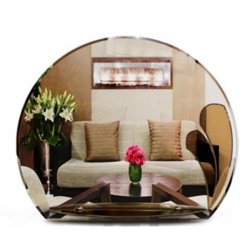 Зеркало с бронзой 3 06 (50 см х 60 см)