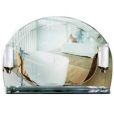 Зеркало с подсветкой 3 02 (56 см х 78 см)