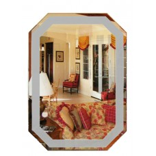 Зеркало в комнату MO 06 (70 см х 50 см)