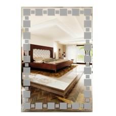 Зеркало c красивым декором MO 20 (80 см х 55 см)