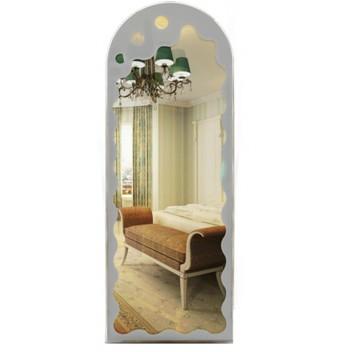 Зеркало с декором MO 24 (160 см х 60 см)