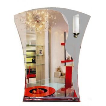 Зеркало в ванную с подсветкой MO 25 (70 см х 58 см)