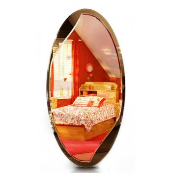 Зеркало T 22 (100 см х 50 см)