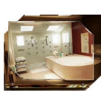 Зеркало в ванную с полкой T 15 (58 см х 75 см)