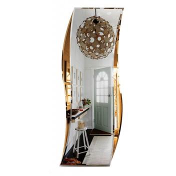 Зеркало с декором T 20 (130 см х 53 см)