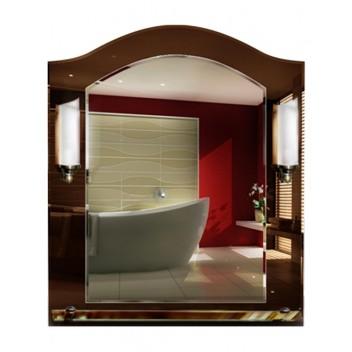 Тонированное зеркало с подсветкой T 31 (69 см х 58 см)