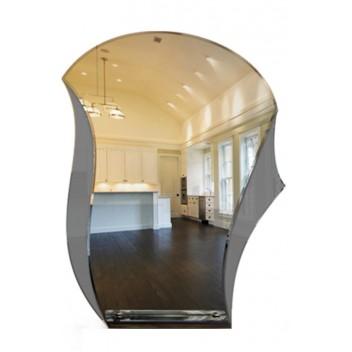 Зеркало в ванную T 37 (80 см х 58 см)