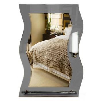 Зеркало в спальню T 48 (70см х 58см)