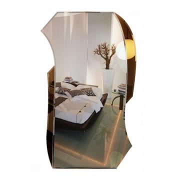 Зеркало в ванную T 08 (97см х 57см)