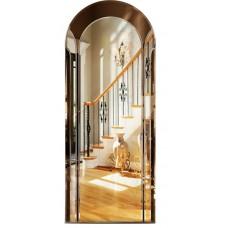 Зеркало с декором T 21 (130 см х 53 см)