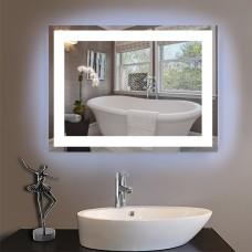 Зеркало с подсветкой  P1 (60см х 80см)