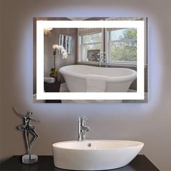 Зеркало с подсветкой  P 1 (60 см х 80 см)