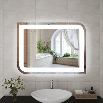 Зеркало с подсветкой  P 21 (60см х 80см)