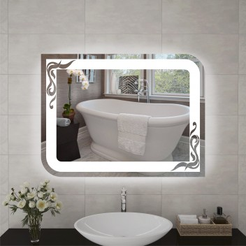 Зеркало с подсветкой P 22 (60 см х 80 см)