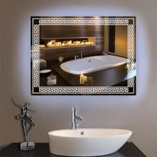 Зеркало с подсветкой P4 (60см х 80см)