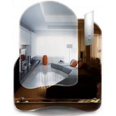 Зеркало с подсветкой T 02c (73 см х 58 см)