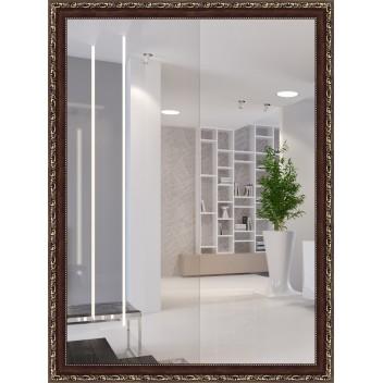 Зеркало в багете М 3418-06 (80 см х 60 см)