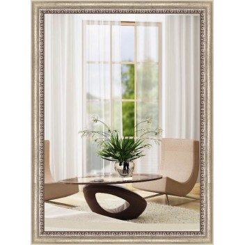 Зеркало в багете M 4022-26 (80 см х 60 см)