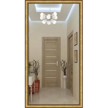 Зеркало в багете В 4022-39 (130 см х 70 см)